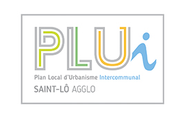 Logo Plan local d'urbanisme de St-Lo Agglo